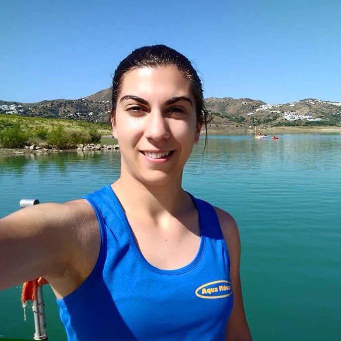 Kayak en La Viñuela