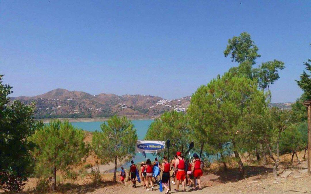Multiaventura y actividades para grupos en La Viñuela